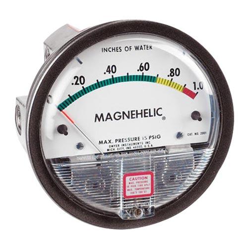 Maghelic Gauge